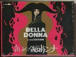 BELLADONNA OF SADNESS ANIMERAMA Limited Edition Blu-ray+DVD+OST NEW