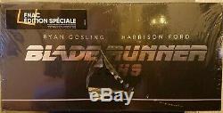 BLADE RUNNER 2049 3D + 4K bluray steelbook coffret collector blaster FNAC NEUF