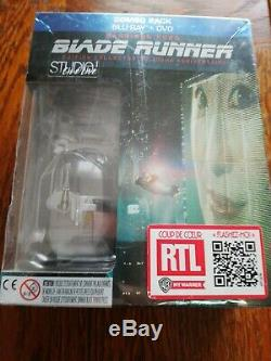 BLADE RUNNER. Édition Collector 30 Eme Anniversaire. Dvd, Blu ray avec véhicule