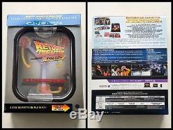 Back To The Future Flux Capacitor Blu-ray Steelbook Edition Retour Vers le Futur
