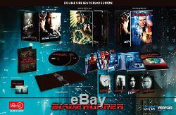 Blade Runner HDZeta 4K+2D Blu-ray Steelbook, Neuf Sealed/Mint