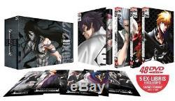 Bleach Intégrale (Saison 4 à 6) Edition Collector Limitée (Coffret 48 DVD)