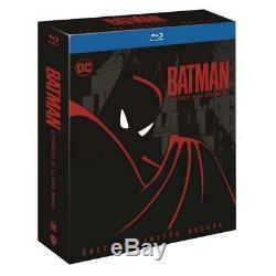 Blu-ray Batman La série animée L'intégrale des 4 saisons Edition Deluxe Ke