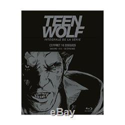 Blu-ray Teen Wolf Intégrale de la série Tyler Posey, Dylan O'Brien, Shelle