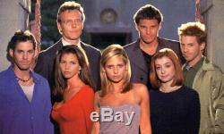 Buffy contre les vampires L'intégrale de la série 7 saisons + la 8ème animée