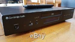 Cambridge Audio Azur 752bd 3d 7.1 Blu Ray Player Dvd-cd-sacd