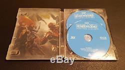 Captain America 1 2 3 Trilogie Trilogy Blu-ray Steelbook Disney Marvel