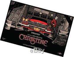 Christine Édition Coffret Ultra Collector 4K HD