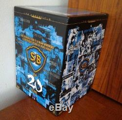 Coffret 20 DVD Essentiels Shaw Brothers Wild Side Francais