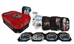 Coffret 38 Bluray Battlestar Galactica L'Intégrale Ultime Editon Limitée