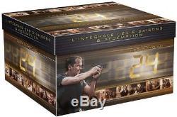 Coffret 53 DVD 24 Heures Chrono L'Intégrale des 9 Saisons + Redemption