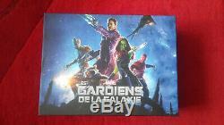 Coffret Collector Numéroté Fnac Les Gardiens De La Galaxie! COMPLET