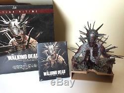 Coffret Collector The Walking Dead Saison 7 Blu-Ray Version FRANÇAISE RARE MINT