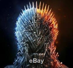Coffret Game Of Thrones Intégrale Saison 1 A 8 Français Bluray Trone De Fer Neuf