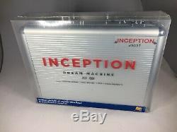 Coffret INCEPTION malette briefcase édition limitée numérotée NEUF Bluray