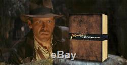 Coffret Indiana Jones The Complete Adventures Deluxe Edition Blu-ray
