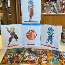 Coffret Integrale Blu Ray Dragon Ball Super