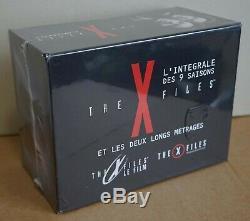 Coffret The X-Files L'intégrale des 9 saisons + les 2 films Édition Limitée
