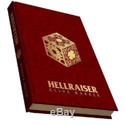 Coffret blu-ray collector Hellraiser (préco) + buste résine limité à 200 ex