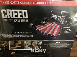 Creed Coffret Blu Ray Collector Edition Limitée Steelbooks