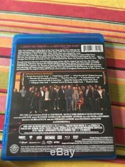 DS9 WHAT WE LEFT BEHIND REGION-FREE BLU-RAY & DVD BACKER EDITION Very Rare