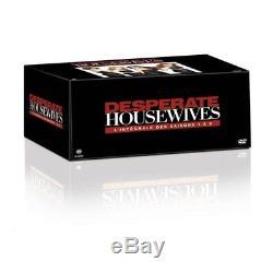 DVD Desperate Housewives L'intégrale des 8 saisons