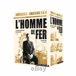 DVD L'homme De Fer Integrale Saison 1 A 8 Neuf