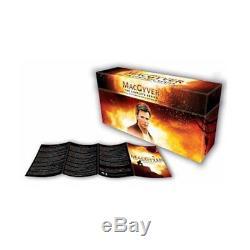 DVD Mac Gyver L'Intégrale
