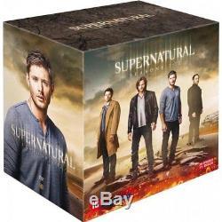 DVD Supernatural Intégrale saisons 1 à 12 Jared Padalecki, Jensen Ackles