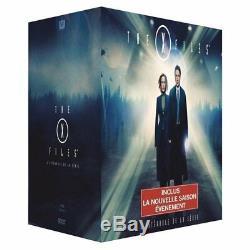 DVD The X-Files L'intégrale des 10 saisons Édition Limitée
