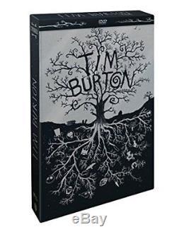 DVD Tim Burton Coffret Prestige Edition limitée 2017 19 Films DV NEUF