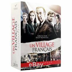 DVD Un village francais L'intégrale des saisons 1 à 7 Robin Renucci, Audrey