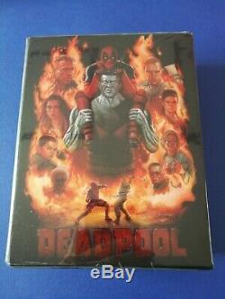 Deadpool 1 FILMARENA. HARD BOX 5. N°036, NEUF, SOUS BLISTER