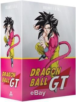 Dragon Ball GT Volumes 1 à 16 L'intégrale