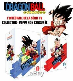 Dragon Ball Intégrale Collector Pack 2 Coffrets(26 DVD)Non Censuré Francais