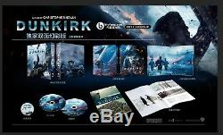 Dunkirk 4K UHD Double Lenticular Blufans Edition Sold Out