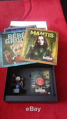 Gardiens De La Galaxie Vol. 2 Coffret Special FNAC 3D/2D Steelbook! COMPLET