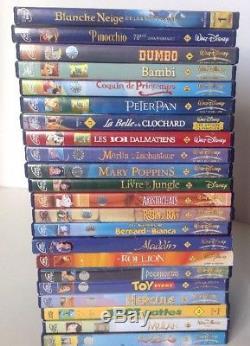 Disney Filme Dvd