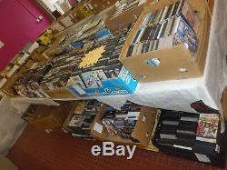 Gros lot de 2650 dvd tout genre idéal revendeur ou collectionneur /film