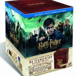 Harry Potter intégrale Wizards collection Neuf sous blister Rare