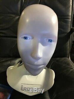I, Robot Limited Edition Sonny Head buste Blu-ray sans boite voir photos