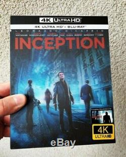 Inception Filmarena FAC Double Lenticular Fullslip XL 4K Steelbook