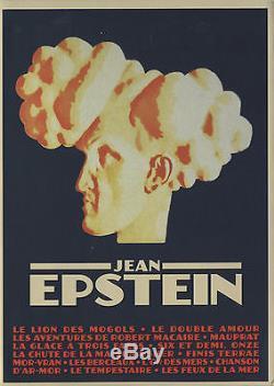 Jean Epstein Coffret 8 DVD NEUF
