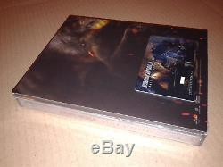 Jurassic World Fallen Kingdom 4K UHD Blu-Ray Steelbook FullSlip E1 Filmarena