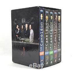 Le Caméléon L'intégrale Série Saison 1 2 3 4 Coffret DVD (1 à 4) (The Pretender)