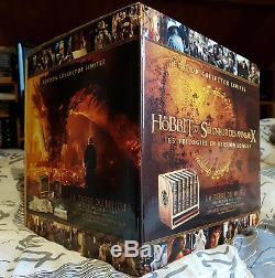 Le Hobbit / Le seigneur des anneaux Blu-Ray Coffret Édition Collector