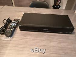 Lecteur BluRay 3D DVD compatible 4K Enregistreur Graveur Panasonic DMR-BWT850
