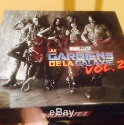 Les Gardiens de la Galaxie Vol. 2 Edition spéciale Fnac Steelbook Blu-ray