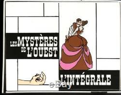 Les Mystères de l'ouest- THE WILD WILD WEST intégrale Collector BOX 32 DVD
