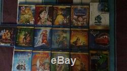 Lot Blu Ray Disney Neufs